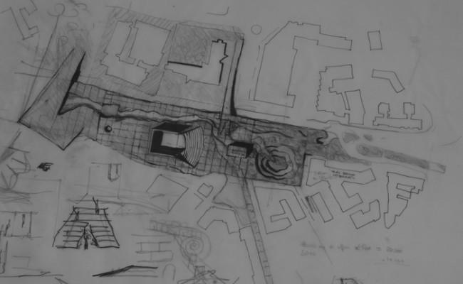 Schizzo piazza della visitazione_BN